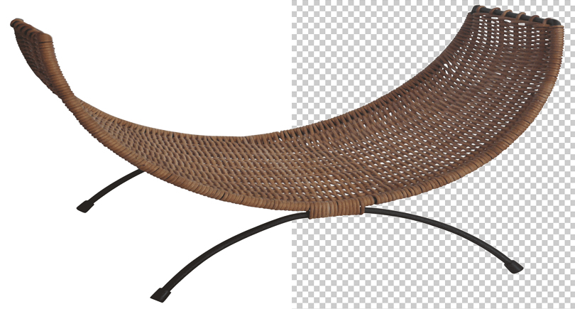 how to change the orientation clipping mask in photoshop